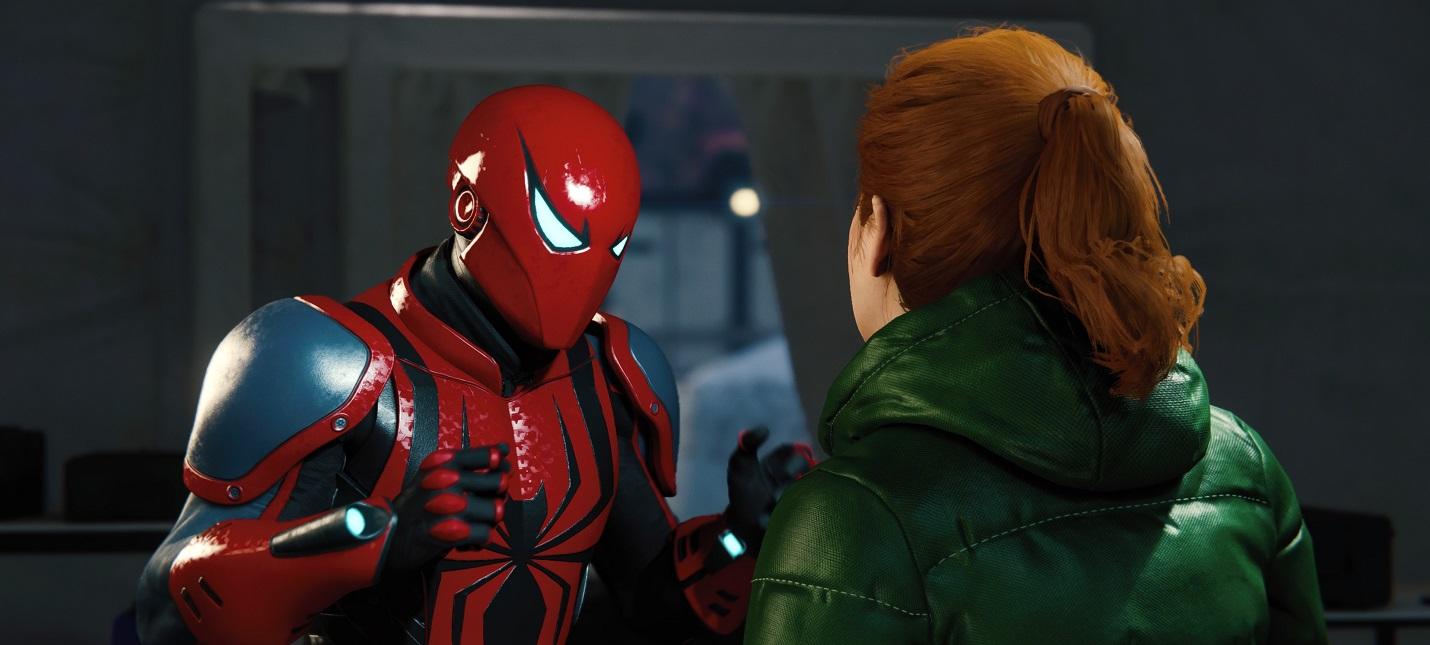"""Концепт-арты Spider-Man от Insomniac из артбука """"Мир игры"""""""
