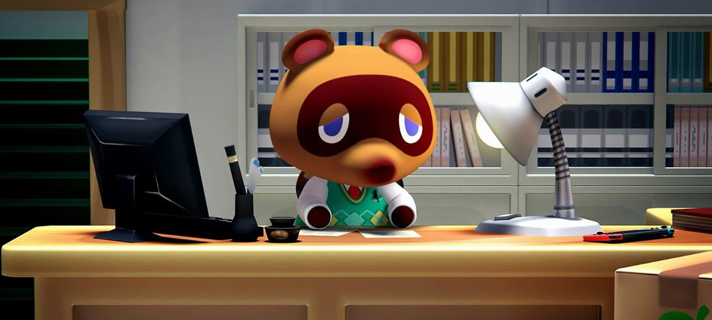 Новая часть Animal Crossing выйдет на Nintendo Switch