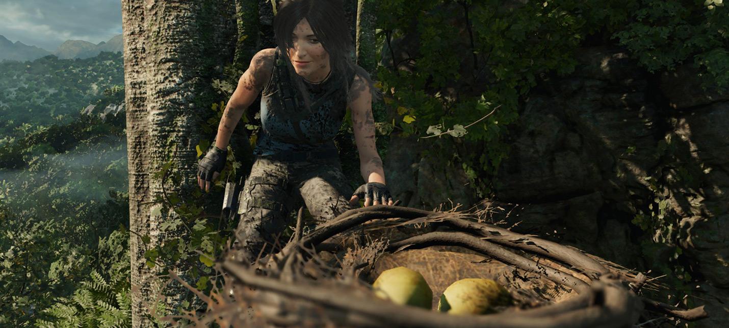 Релизный лайвстрим Shadow of the Tomb Raider