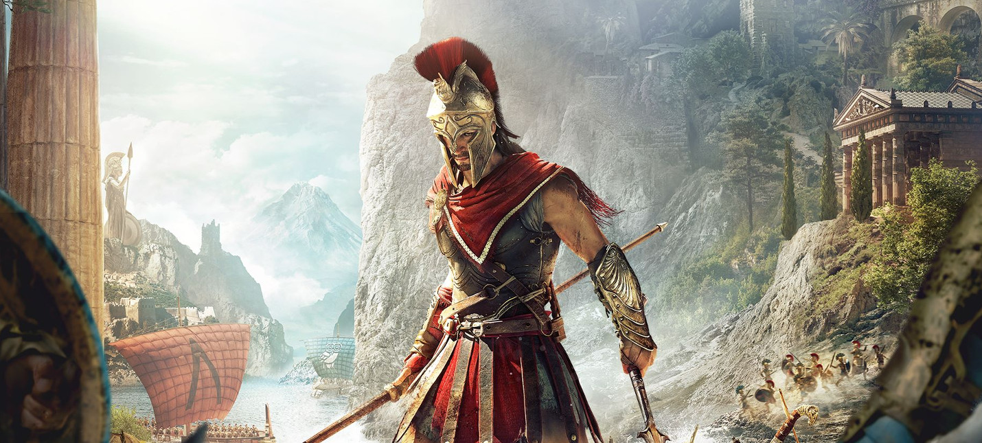 Assassin's Creed Odyssey ушла на золото