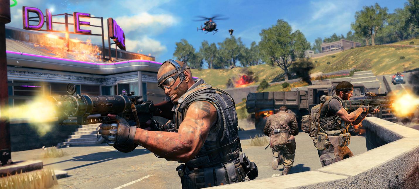 Treyarch разберется с убийцами товарищей по команде в Black Ops 4: Blackout
