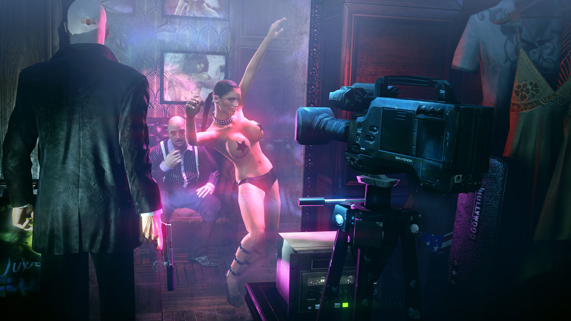 Hitman contracts nude patch hentai streaming