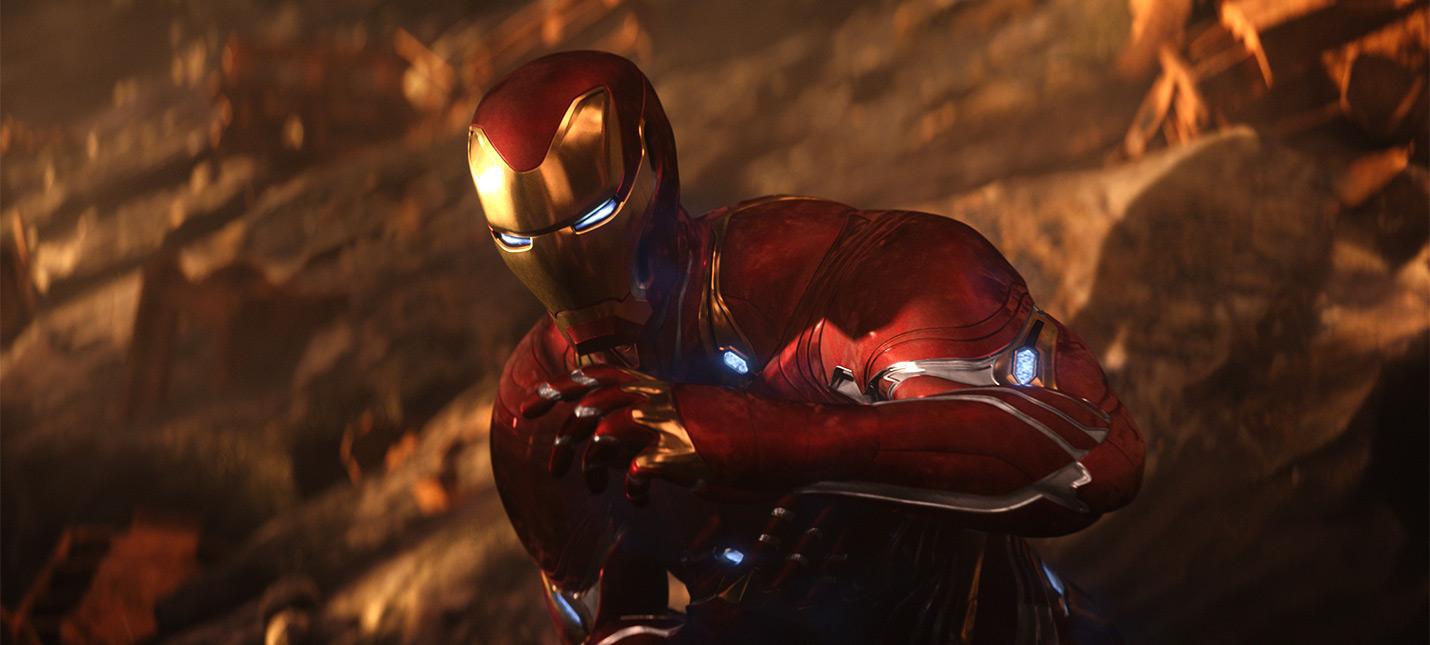 """""""Мстители: Война бесконечности"""" стал четвертым самым кассовым фильмом в США"""