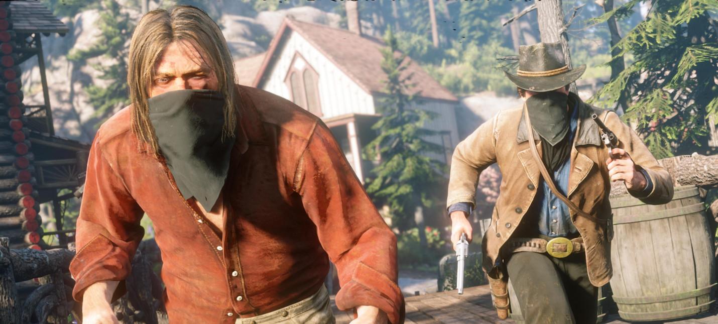 Новые скриншоты и арты Red Dead Redemption 2 с описанием городов