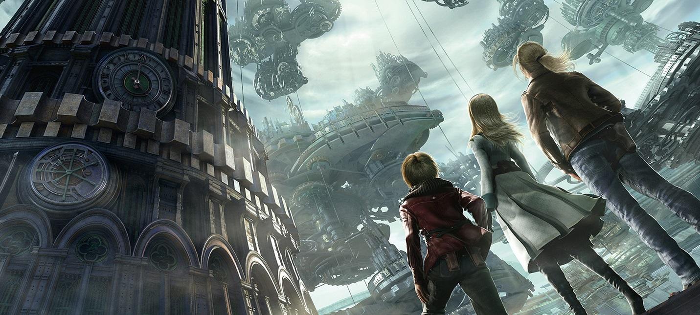 Официально: Resonance of Fate получит ремастер для PS4 и PC