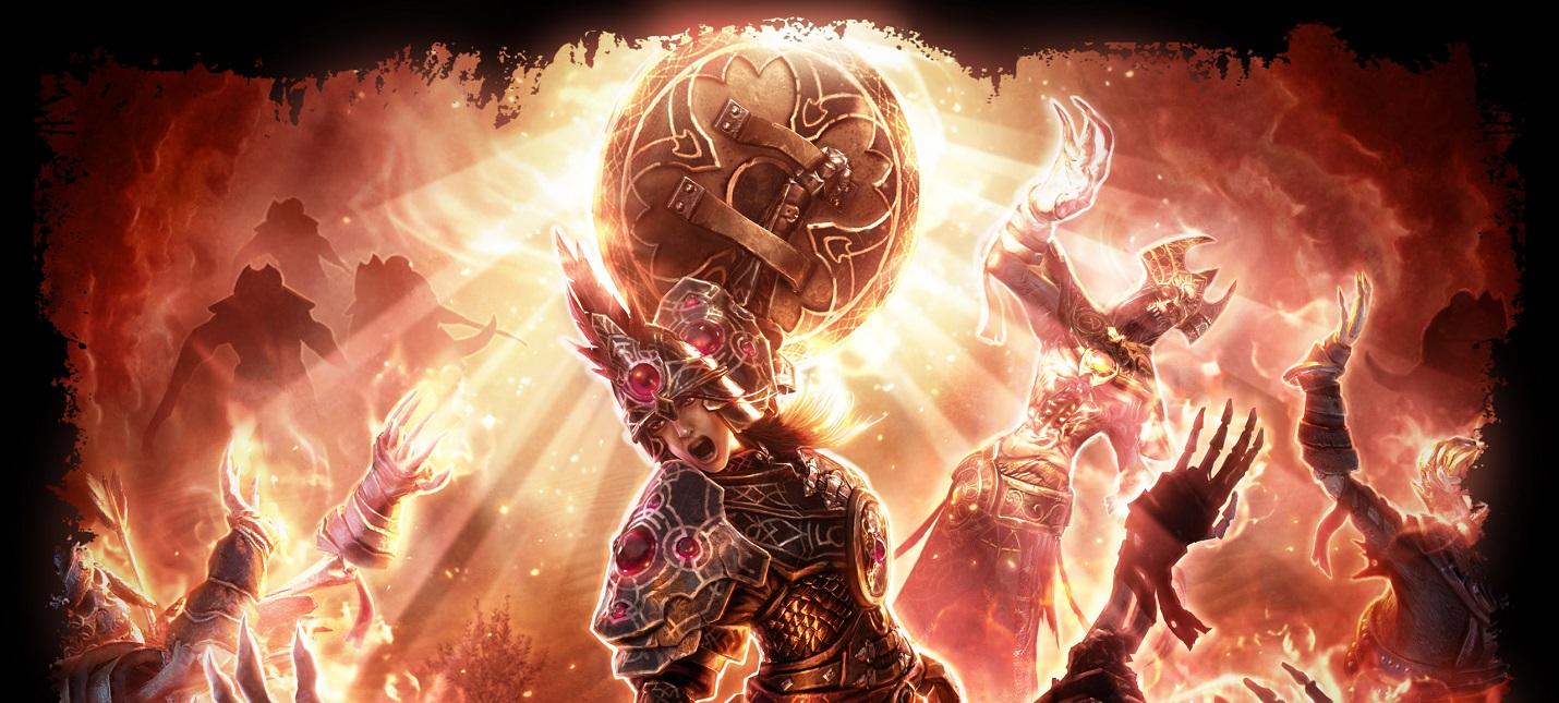 В дополнении Forgotten Gods для Grim Dawn добавят новый класс