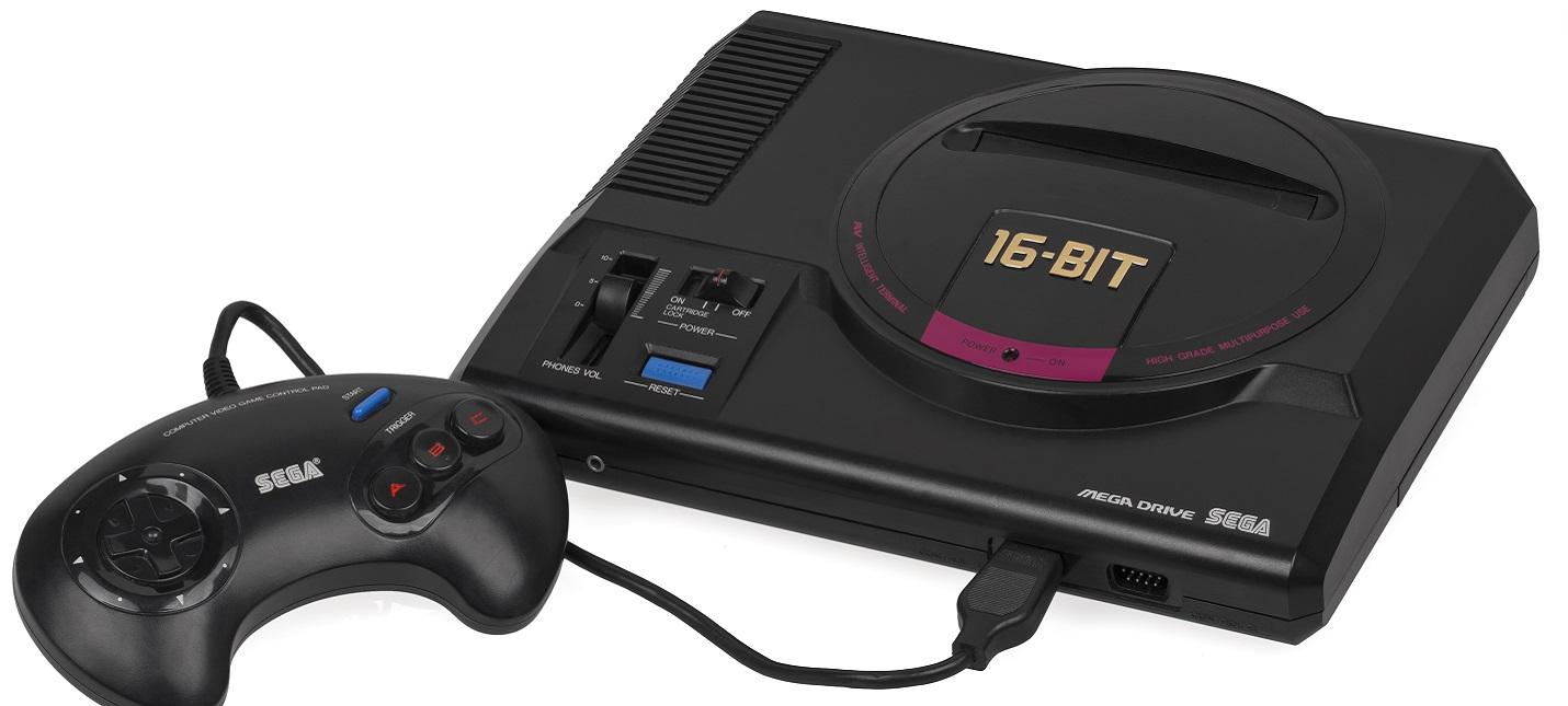 Sega Mega Drive Mini появится в продаже по всему миру в 2019 году