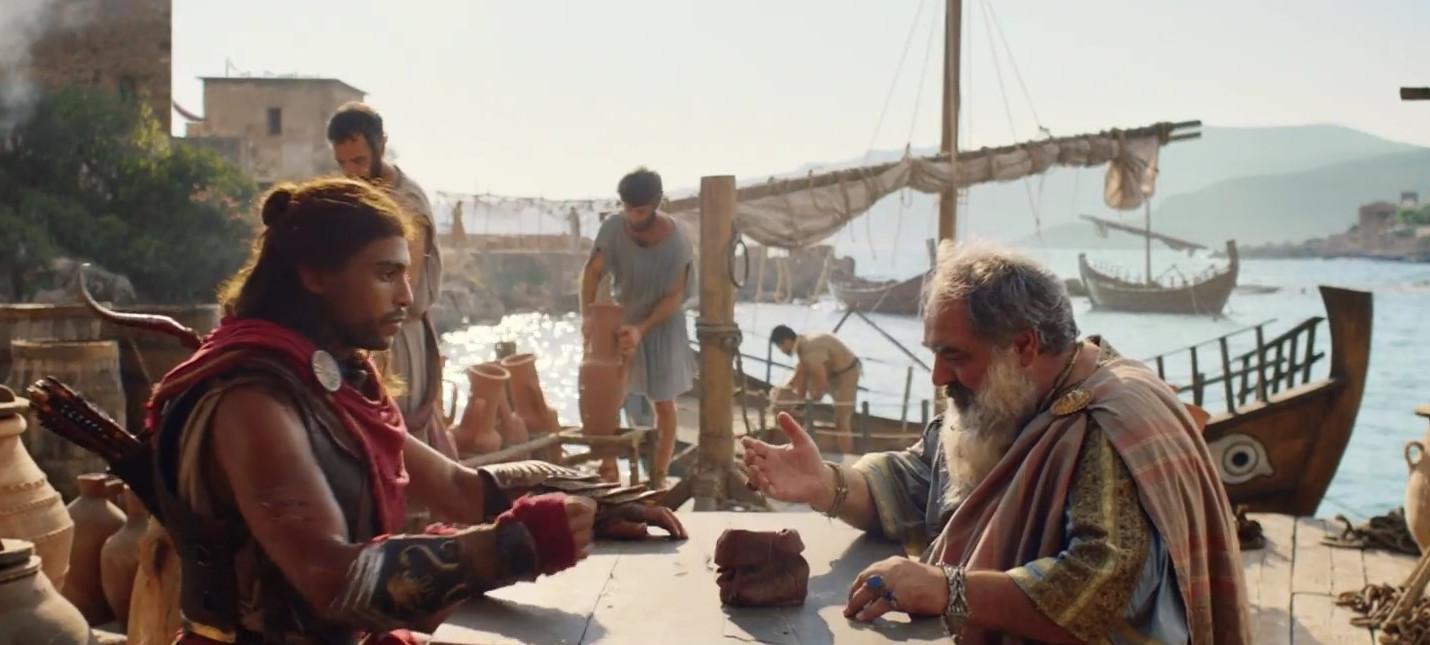 Новый лайв-экшен трейлер Assassin's Creed Odyssey о важности выбора