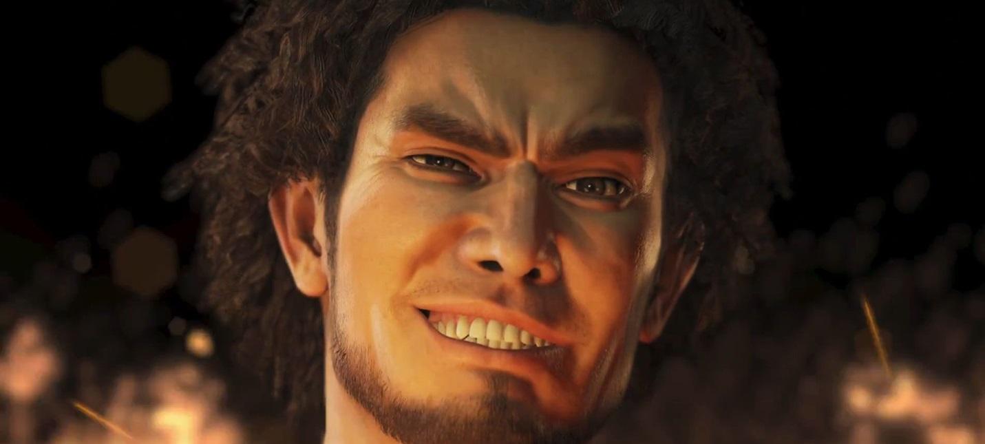 TGS 2018: Новый трейлер и геймплей Yakuza Online
