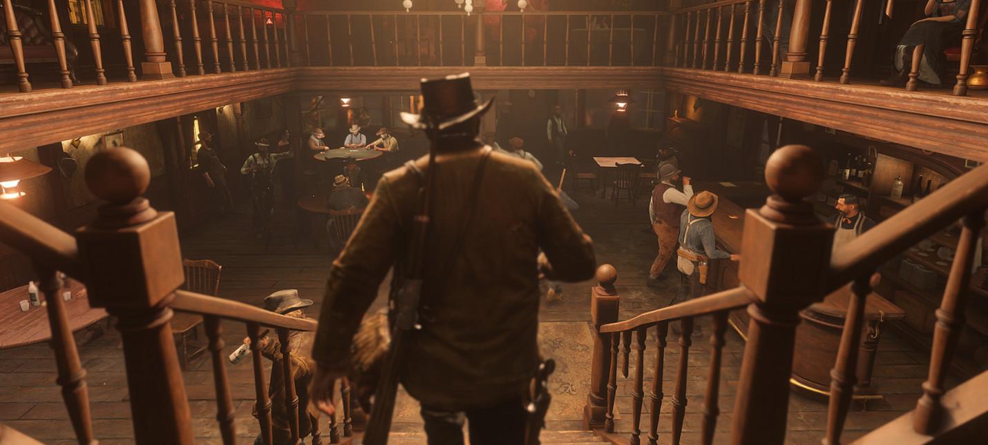 Запредельная реалистичность и другие подробности Red Dead Redemption 2
