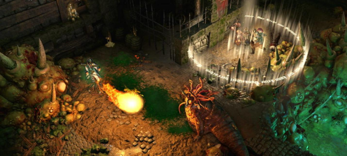 Новый трейлер Warhammer: Chaosbane посвящен Хаосу