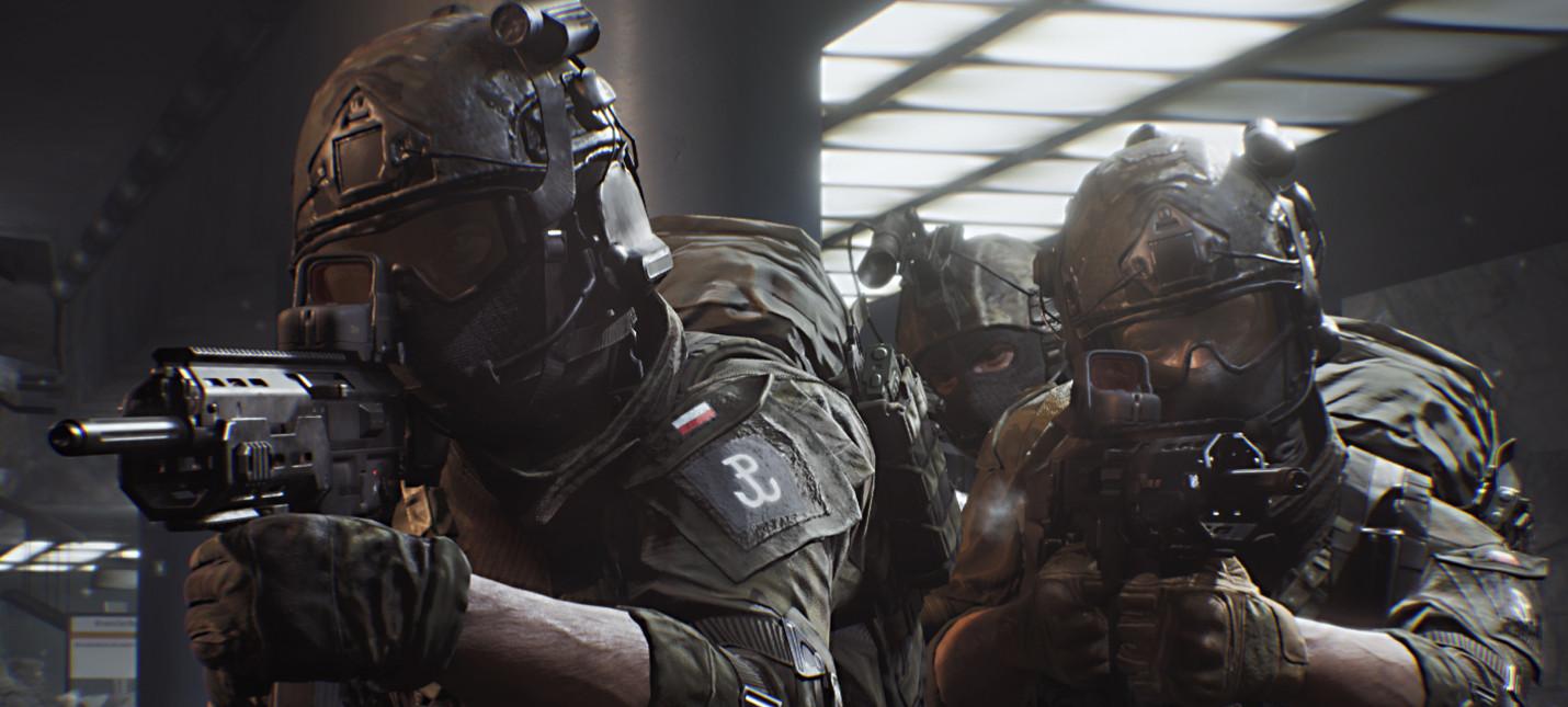 Шутер World War 3 появится в раннем доступе 19 октября