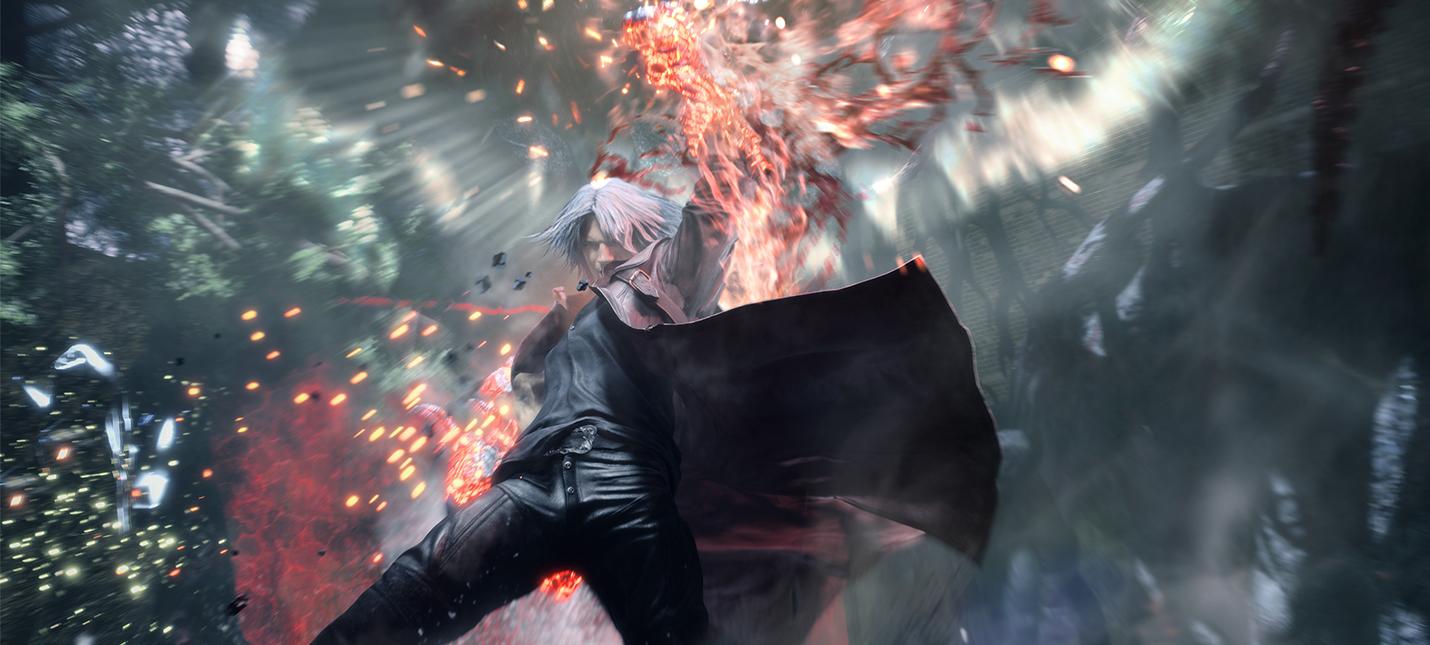 В Devil May Cry 5 будут микротранзакции для прокачки персонажа