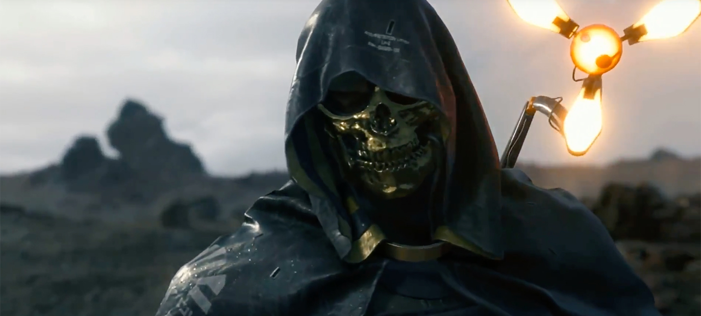 Хидео Кодзима представил новых персонажей Death Stranding