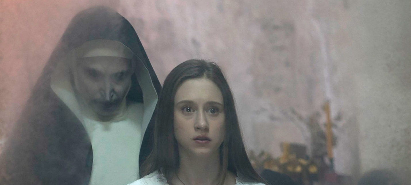 "Box Office: ""Проклятие монахини"" покоряет кинотеатры"