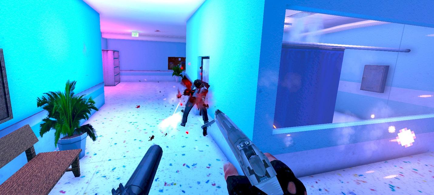 Maximum Action — смесь Half-Life и Max Payne вышла в раннем доступе