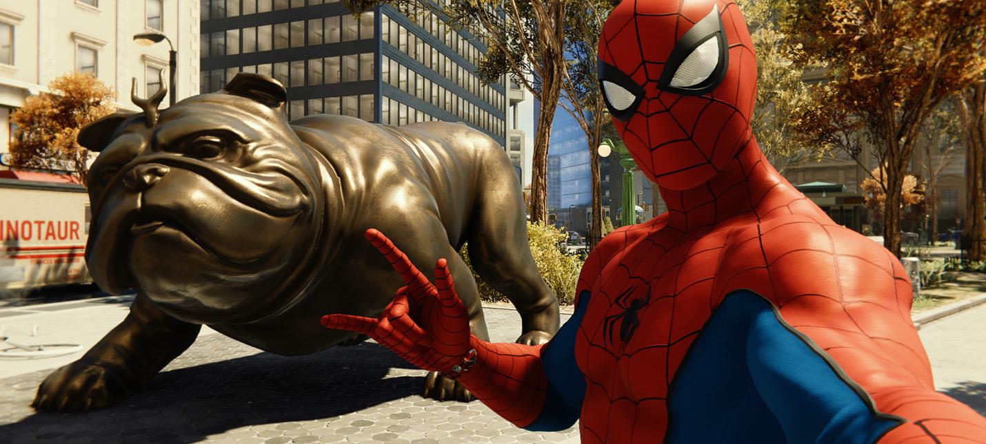 Spider-Man вновь лидирует в британском чарте продаж