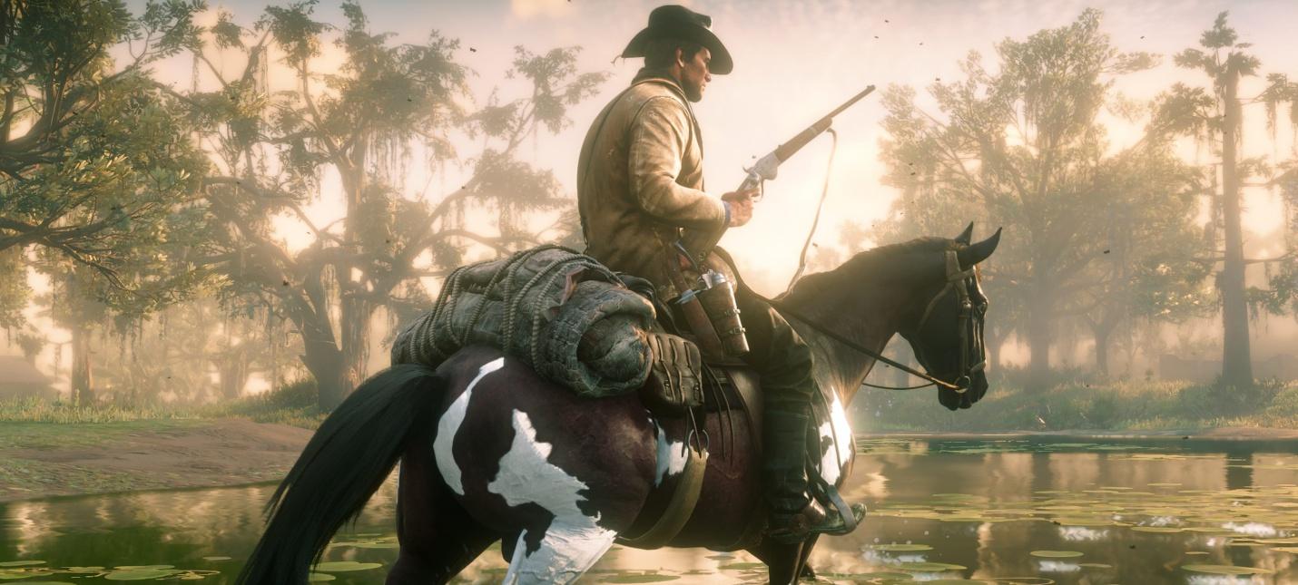Еще больше деталей Red Dead Redemption 2