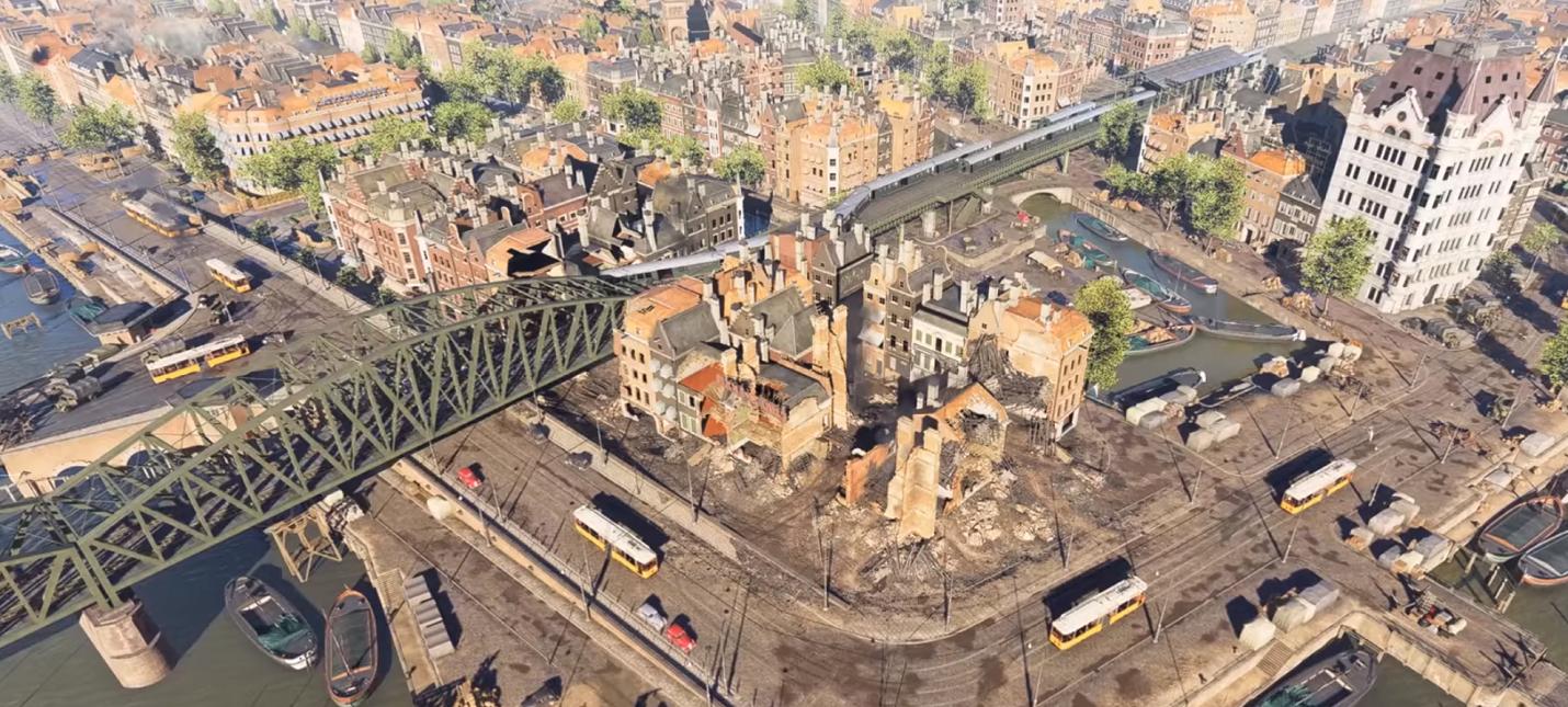 Блогеры сравнили реальный Роттердам с игровым в Battlefield 5