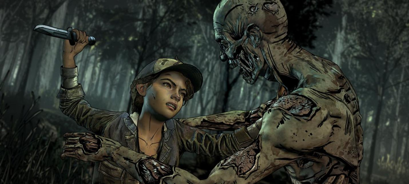 Telltale Games приостановила продажи The Walking Dead: The Final Season