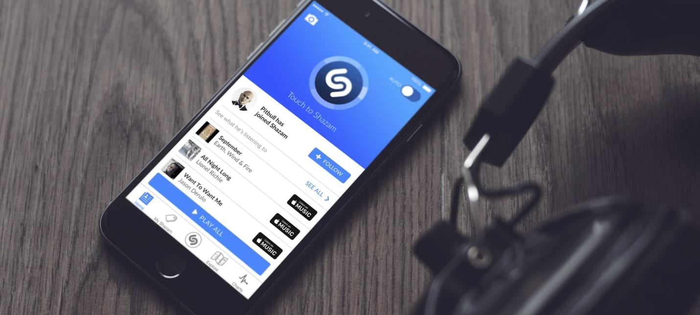 Apple завершила покупку Shazam