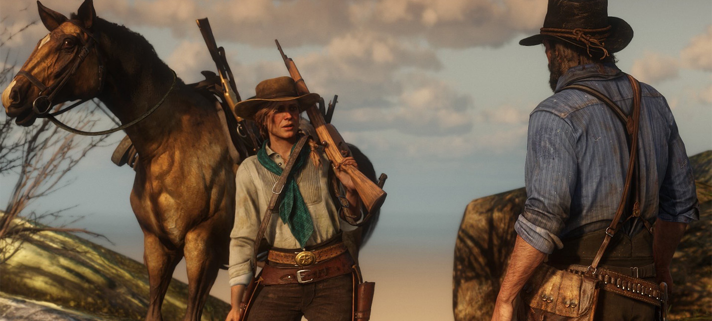 Red Dead Redemption 2 займет 105 Гб на PS4