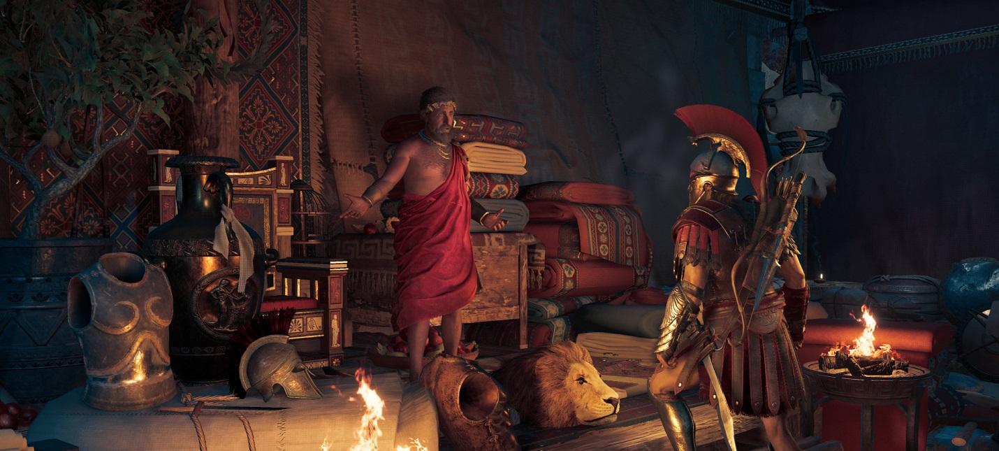 Новый драйвер AMD рассчитан на Assassin's Creed Odyssey и Forza Horizon 4