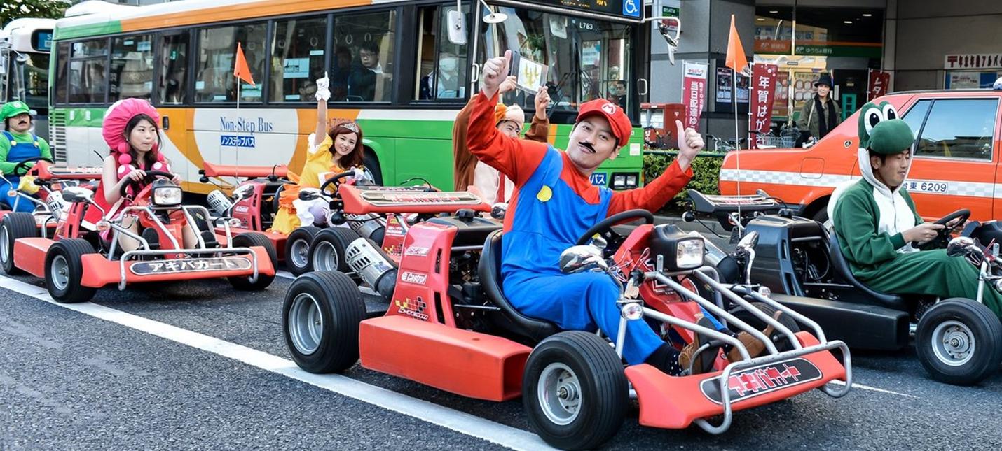 Nintendo выиграла дело о нарушении авторских прав автосервисом MariCar