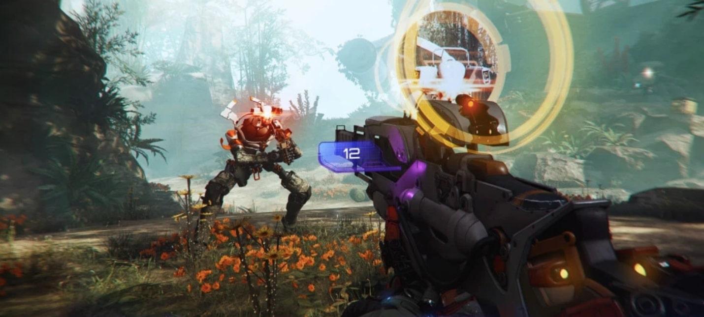 Шесть минут Stormland — VR-игры от Insomniac Games