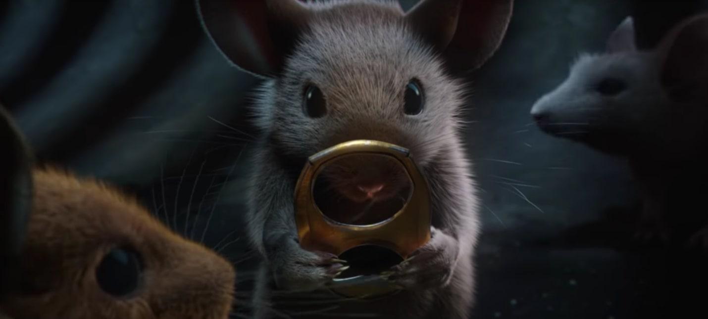 """Mice — милая пародия на """"Властелина колец"""" в современном сеттинге"""