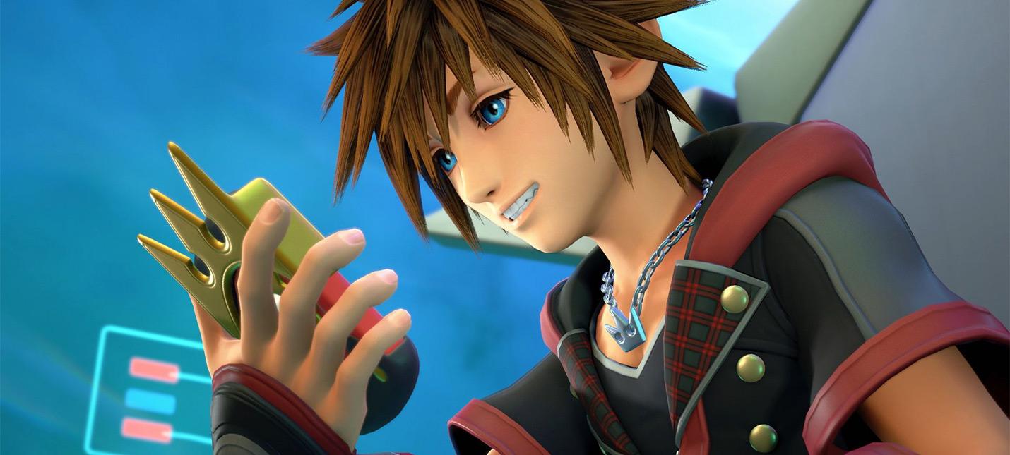 Skrillex напишет открывающую песню Kingdom Hearts 3