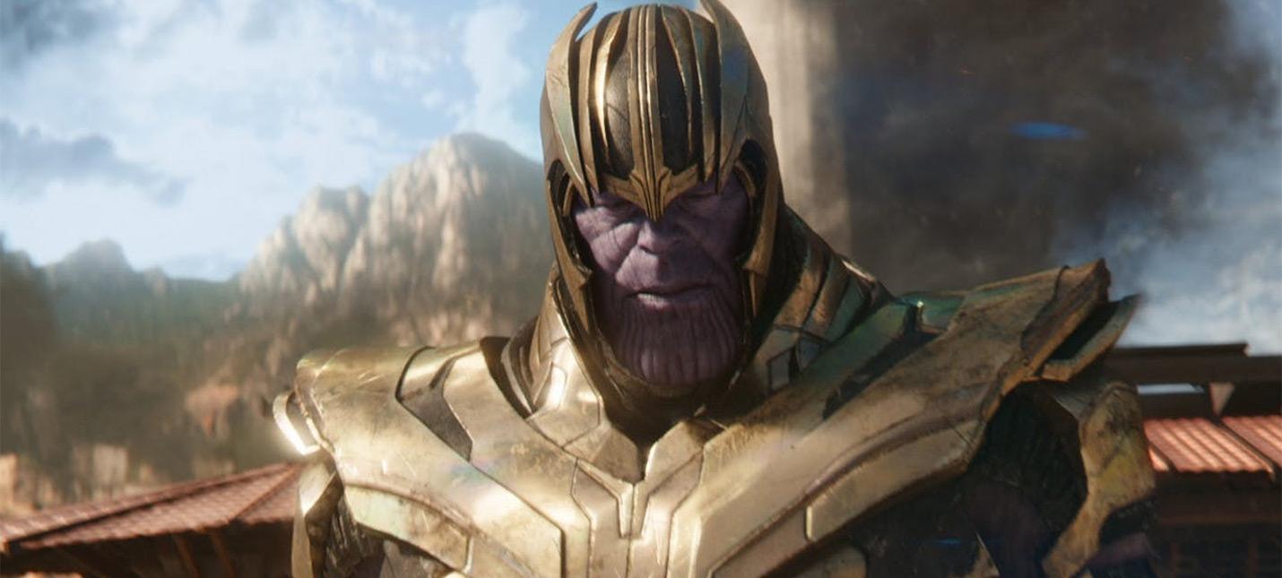 """Утечка: Концепты """"Мстители 4"""" — Ронин, оружие Таноса и другое"""