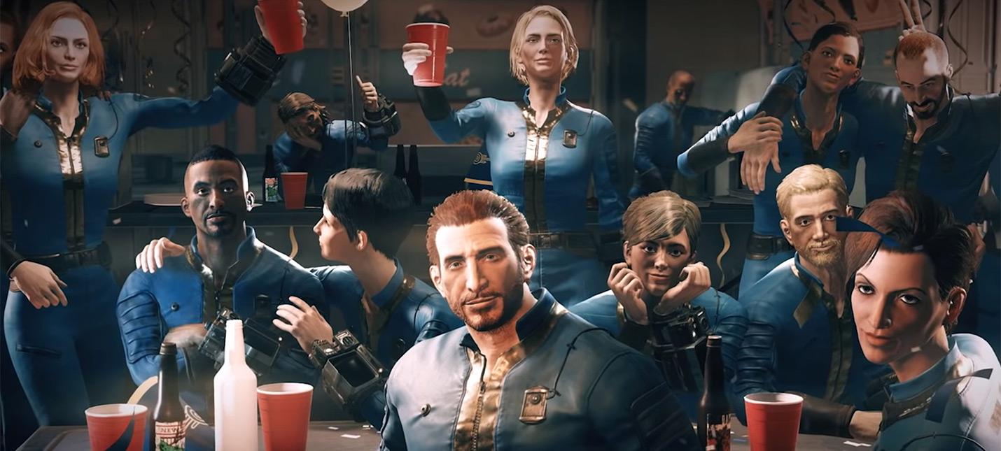 Локации Fallout 76: регионы, города, достопримечательности