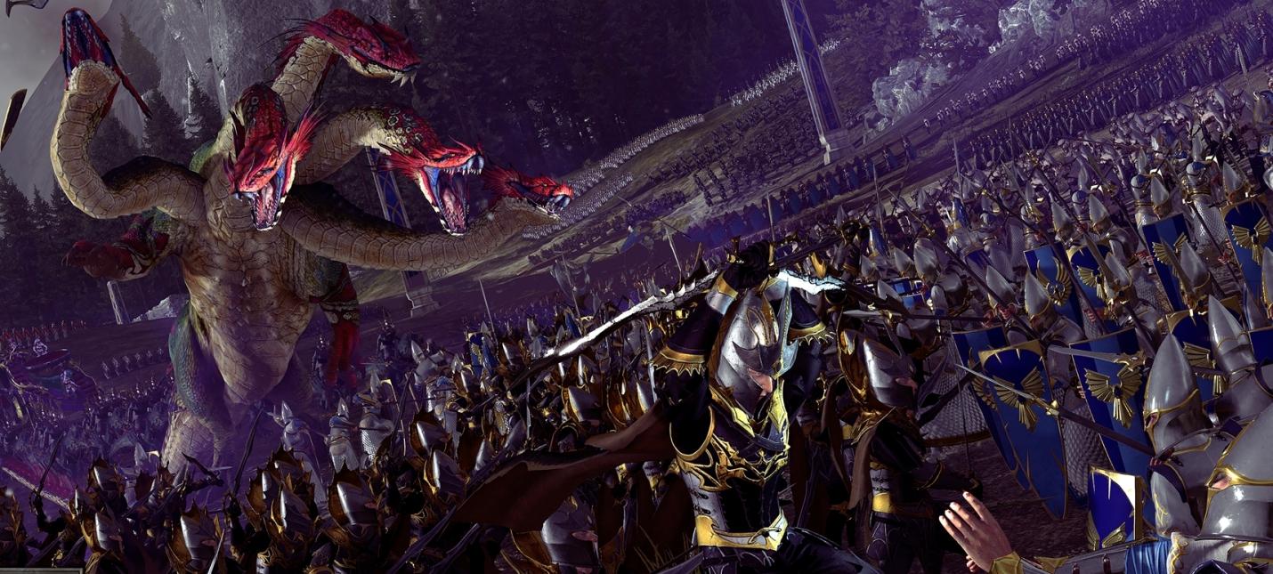 Моддеры переделали морские сражения в Total War: Warhammer 2