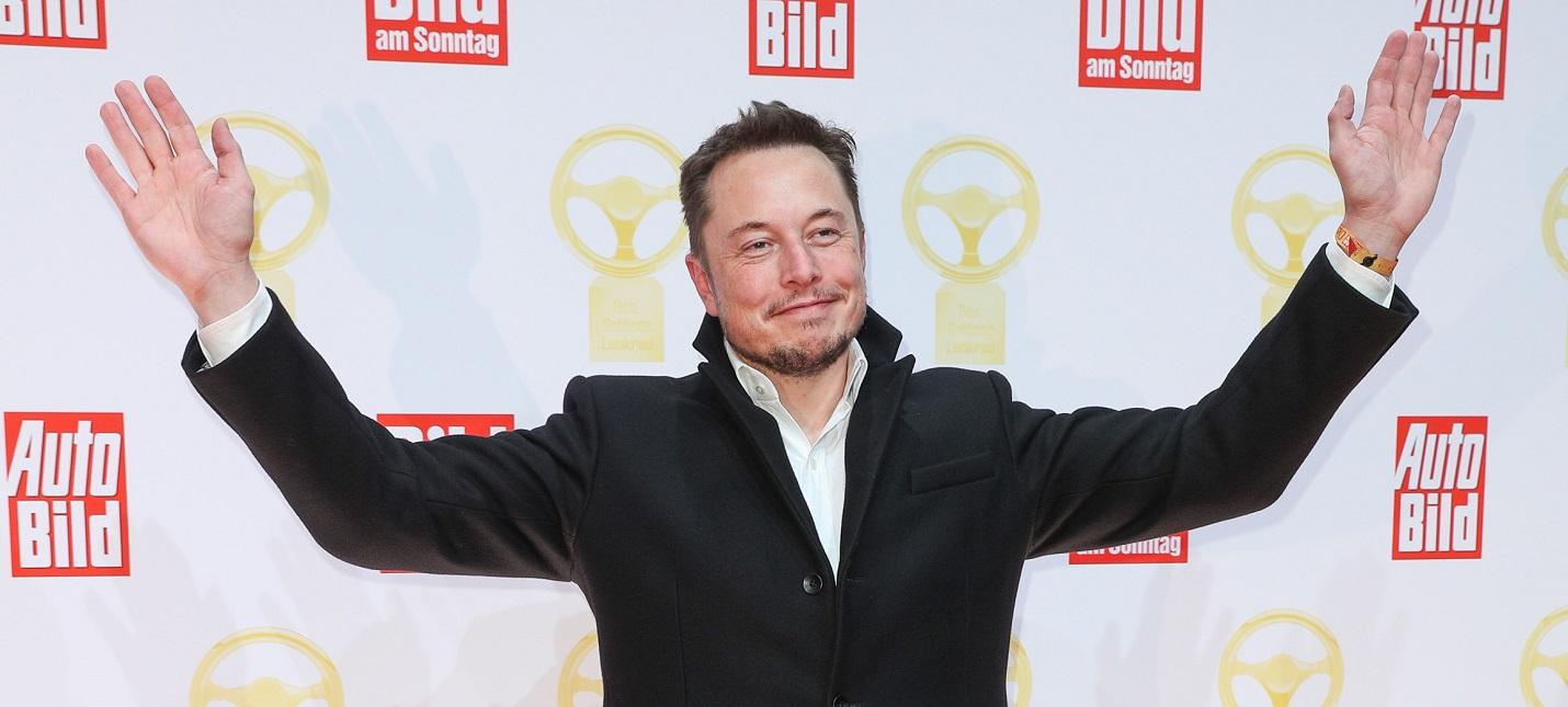Илон Маск уйдёт с поста председателя совета директоров Tesla
