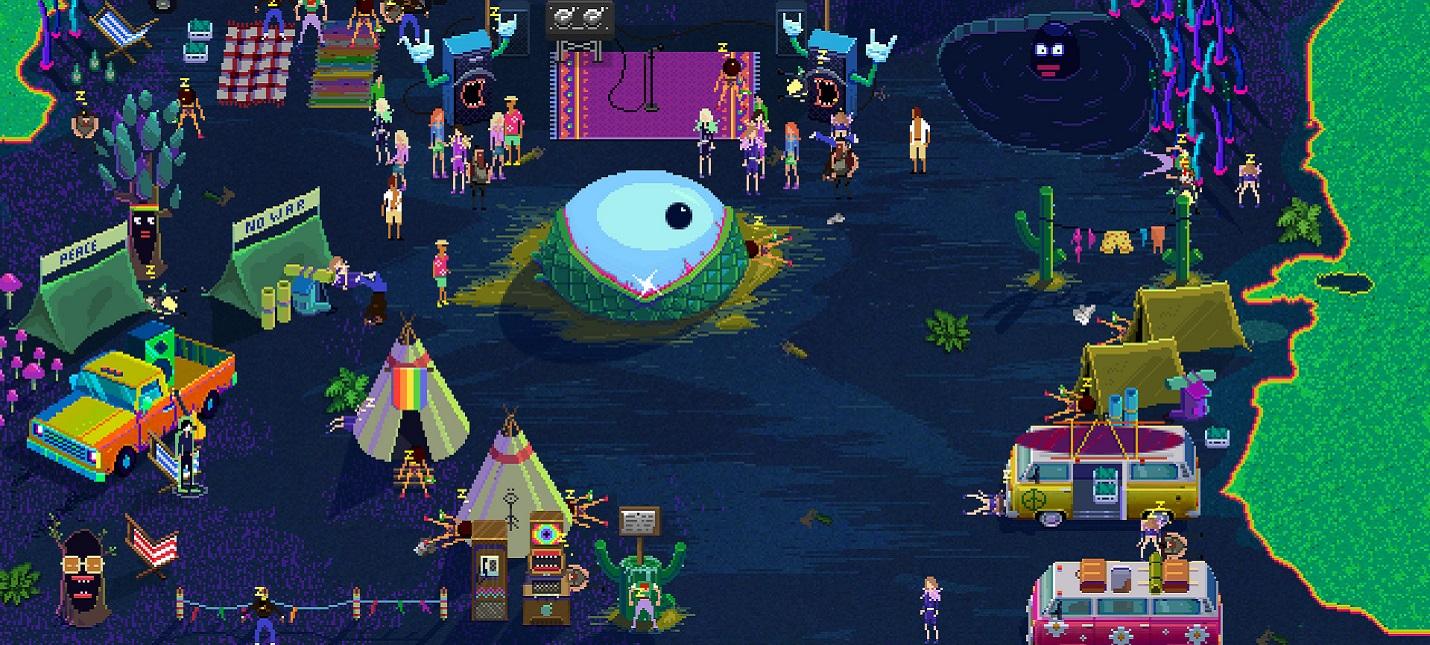Новый сюжетный трейлер игры Party Hard 2