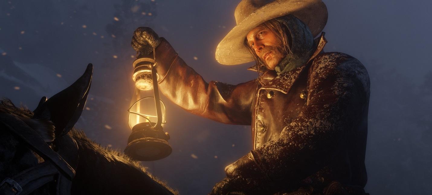 Новый геймплейный ролик Red Dead Redemption 2