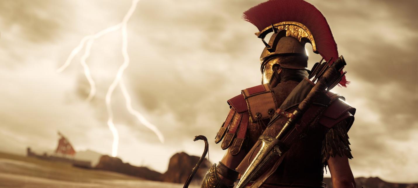 Сравнение частоты кадров в Assassin's Creed Odyssey на PC, PS4 и Xbox One