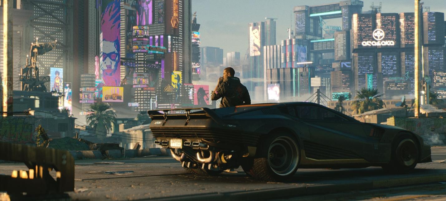 CDPR: В Cyberpunk 2077 будет новый подход к музыке