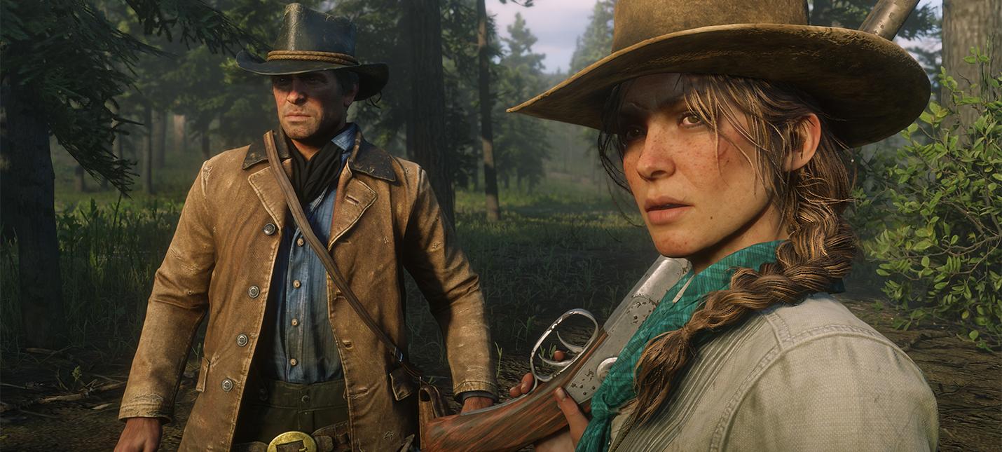 Эволюция геймплея и графики в серии Red Dead