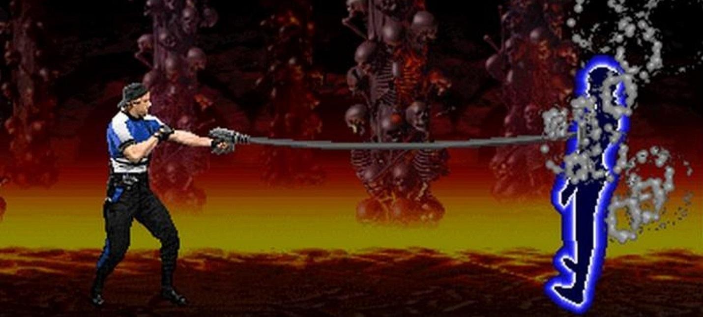 Как создавались анимации для Mortal Kombat 3 на основе видео-записей