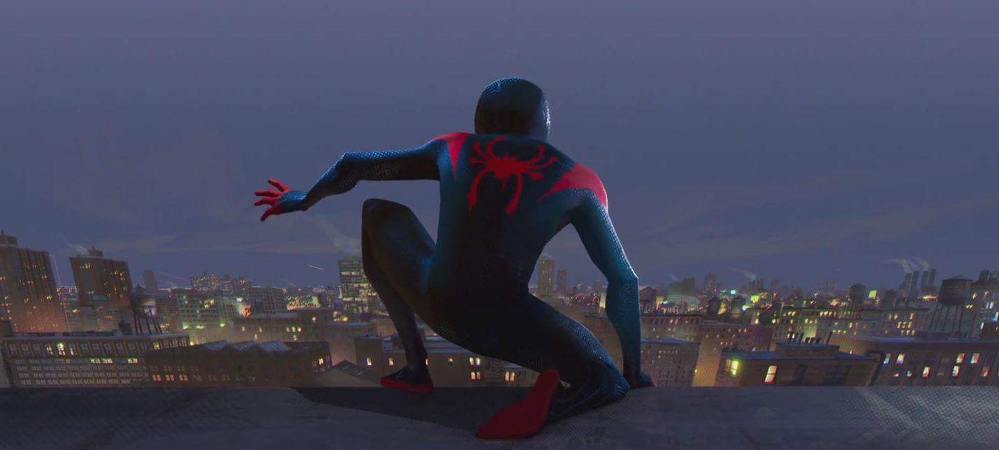 """Второй трейлер анимационного фильма """"Человек-паук: Через вселенные"""""""