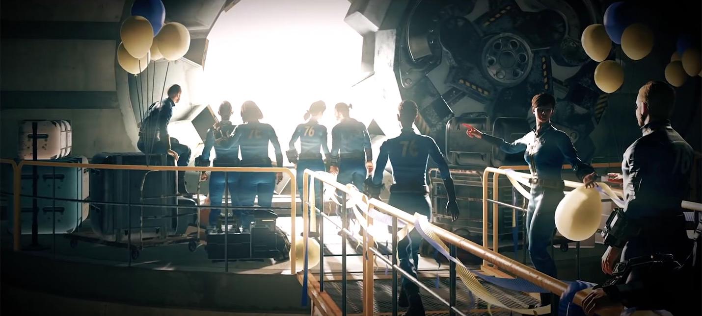 Тодд Говард рассказал, что Fallout 76 создана для развития и изменения