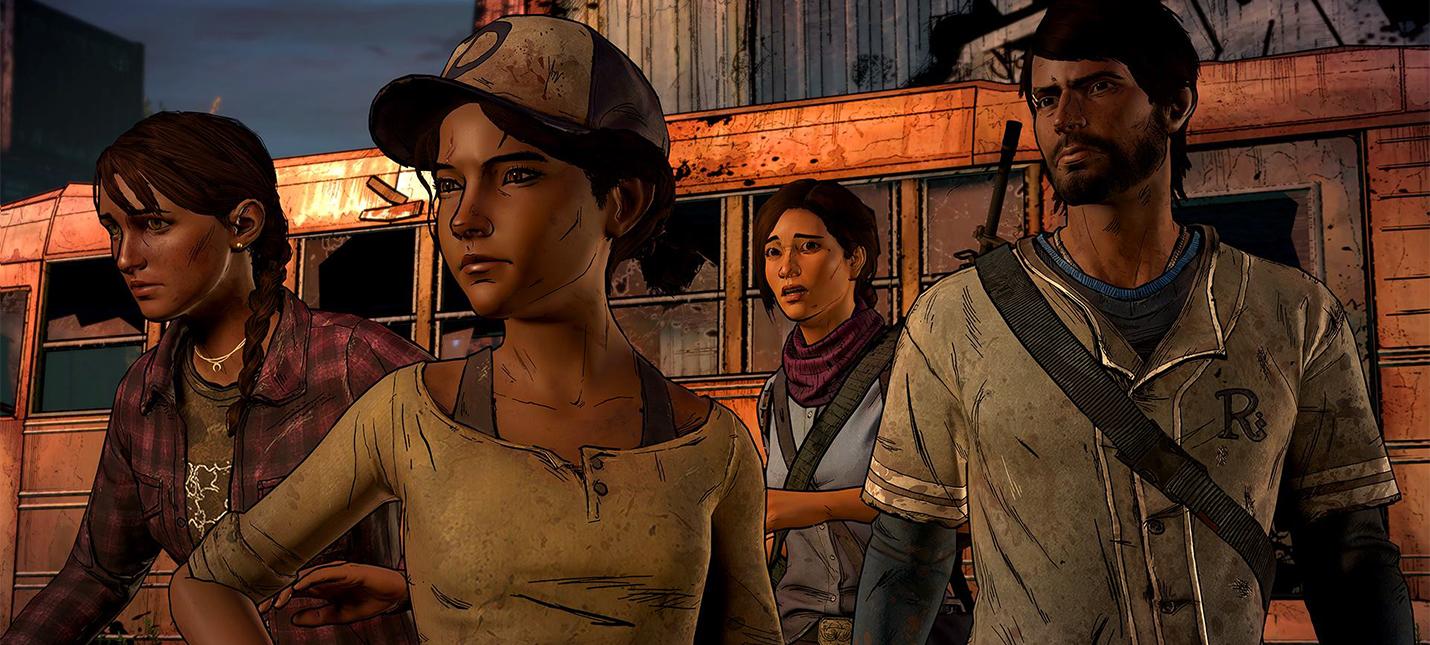 Бывшие сотрудники Telltale могут завершить The Walking Dead: The Final Season в другой студии