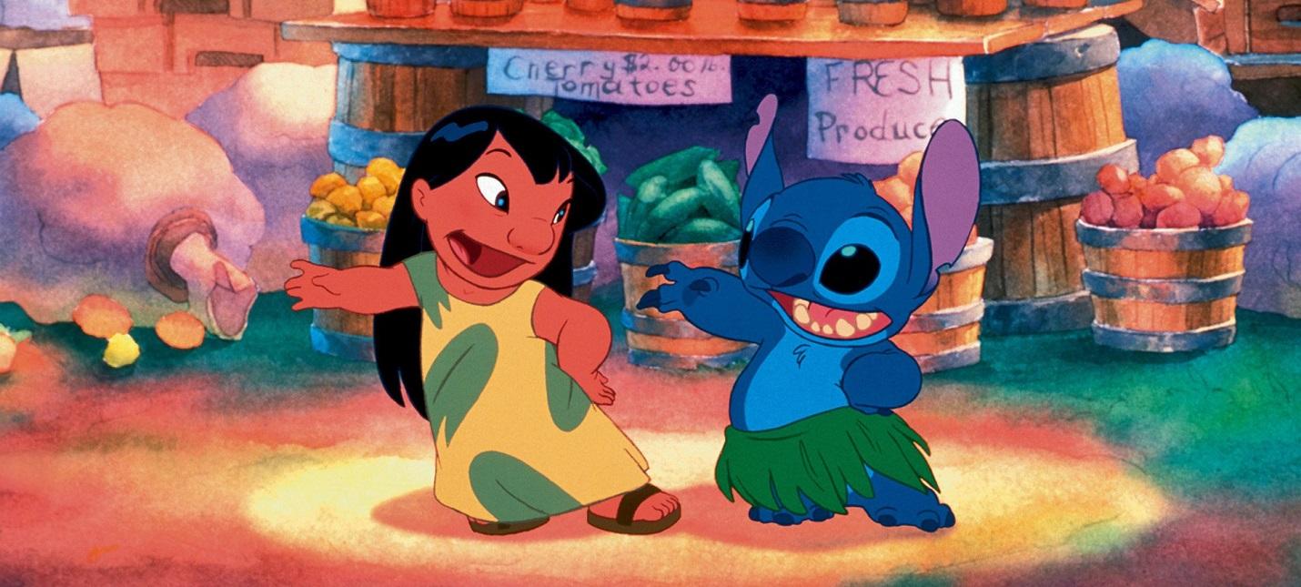 """Disney запустит в производство ремейк мультфильма """"Лило и Стич"""""""