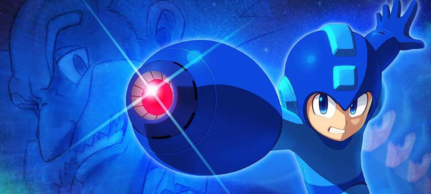 Capcom анонсировала экранизацию Mega Man