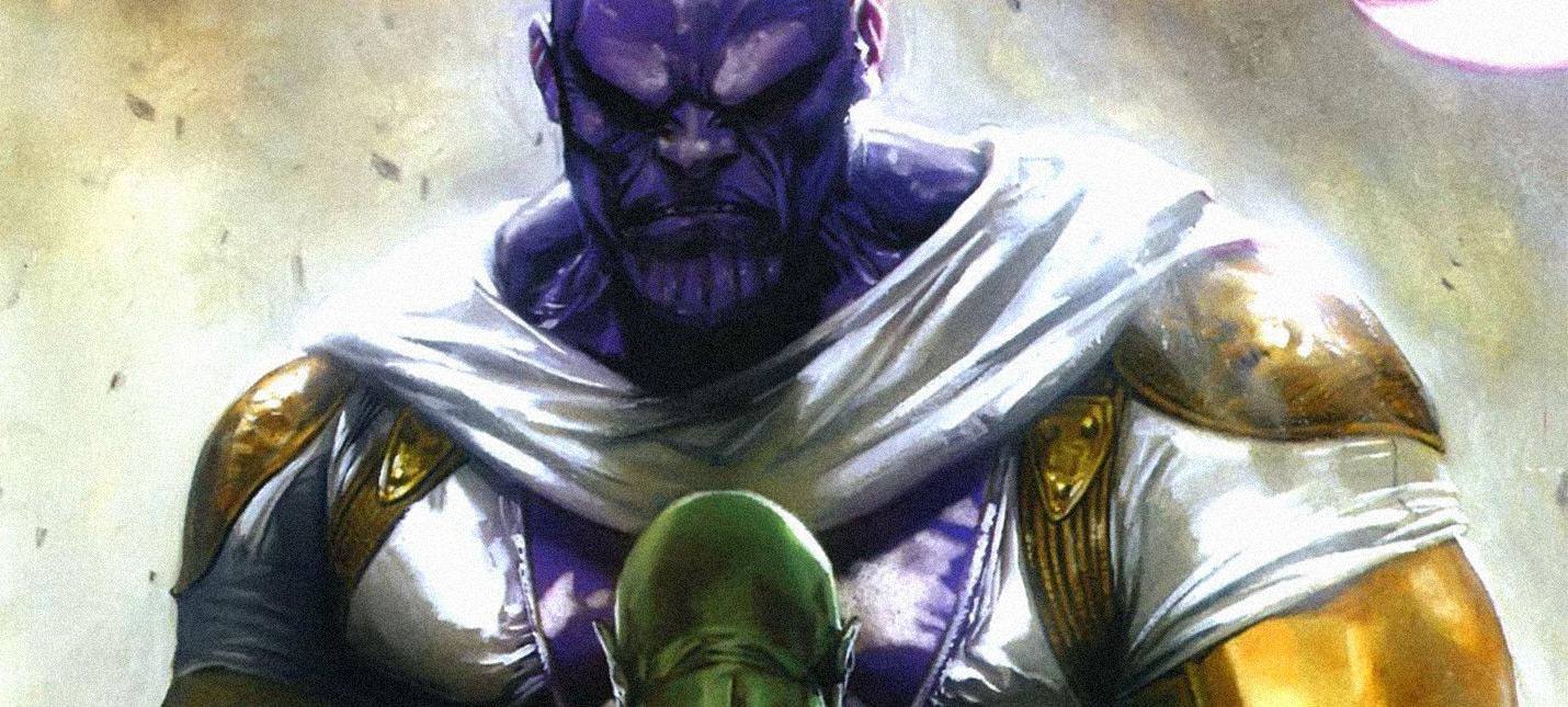 """Слух: """"Мстители 4"""" называется Avengers: Annihilation"""