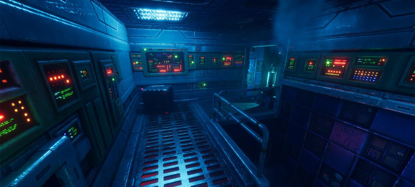 Альфа ремейка System Shock доступна бэкерам