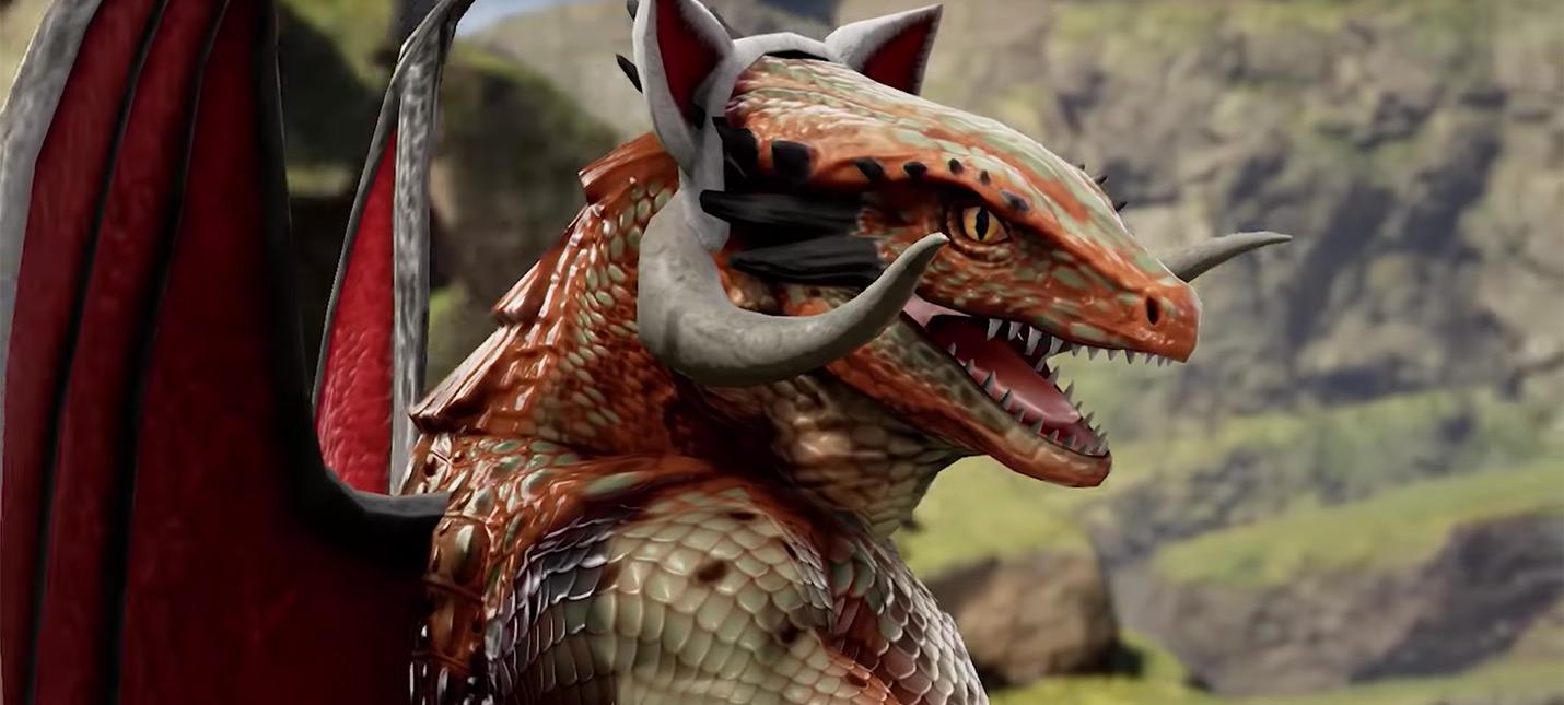 Ящер-маг — новый персонаж Soulcalibur VI по запросам сообщества
