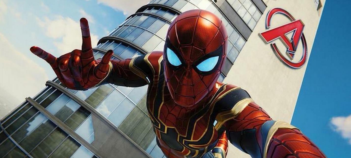 10% владельцев экшена Spider-Man получили платиновый трофей